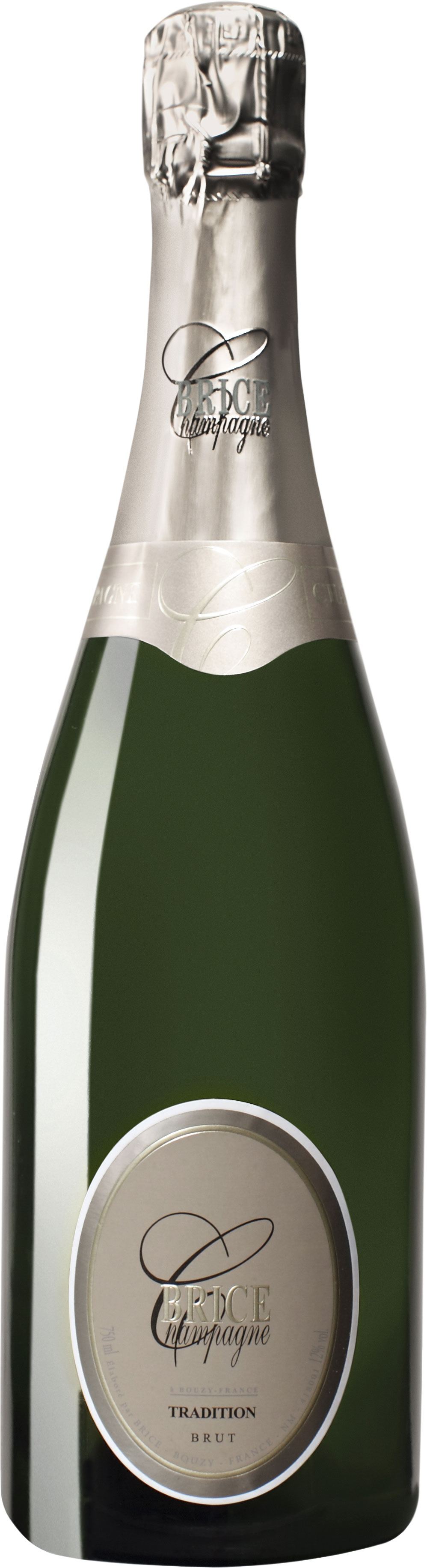 Champagne Brice - Brut Tradition NV 75cl Bottle
