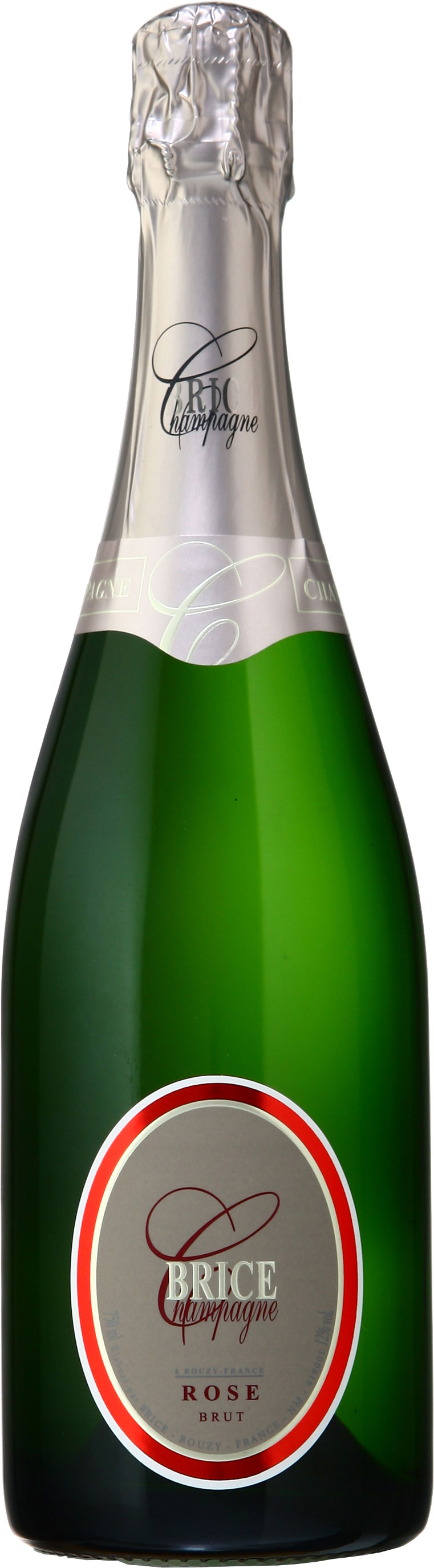 Champagne Brice - Brut Rose NV 75cl Bottle