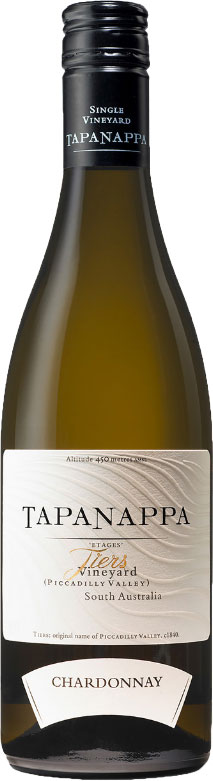 Tapanappa - Tiers Vineyard Chardonnay 2019 6x 75cl Bottles
