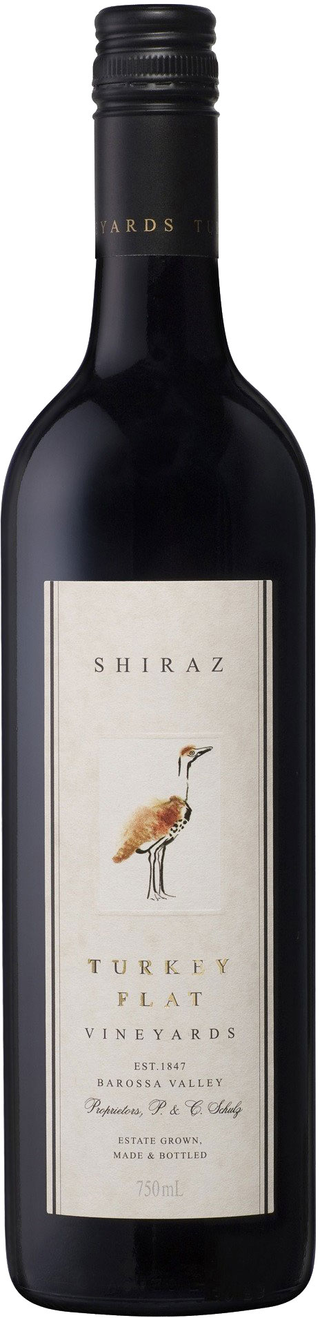 Turkey Flat - Shiraz 2017 75cl Bottle