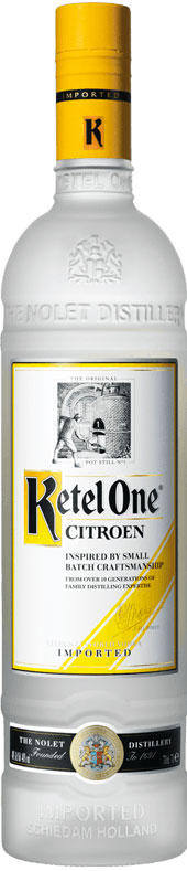 Ketel One - Citroen (Lemon) 70cl Bottle