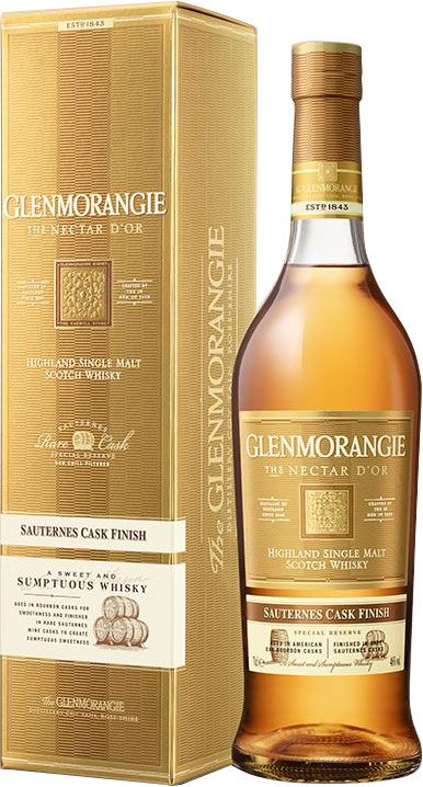 Glenmorangie - Nectar D'or 12 Year Old 70cl Bottle