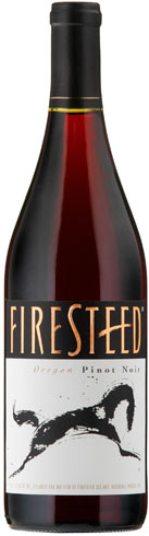 Firesteed - Oregon Pinot Noir 2017 12x 75cl Bottles