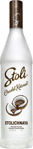 Stolichnaya - Chocolat Kokonut 70cl Bottle