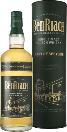Benriach - Heart Of Speyside 70cl Bottle