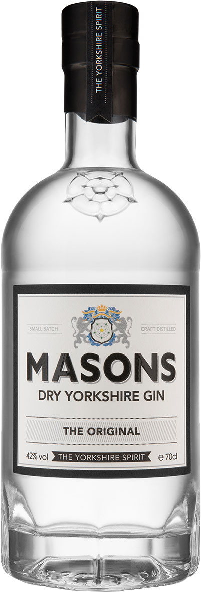 Masons - Yorkshire Gin 70cl Bottle