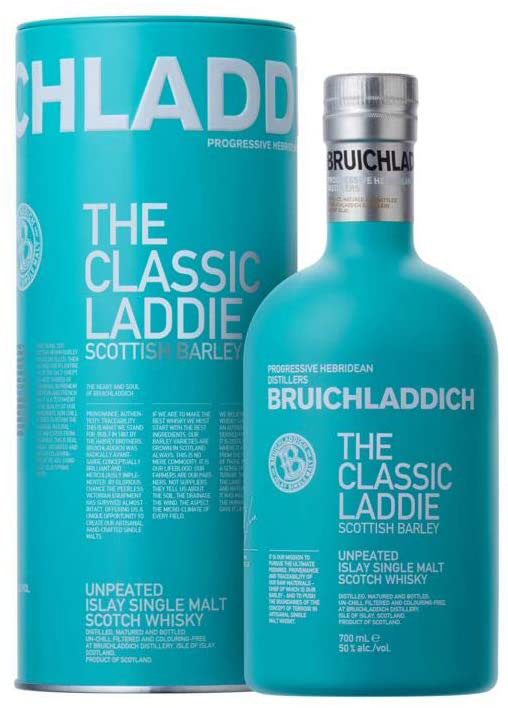 Bruichladdich - The Classic Laddie 70cl Bottle