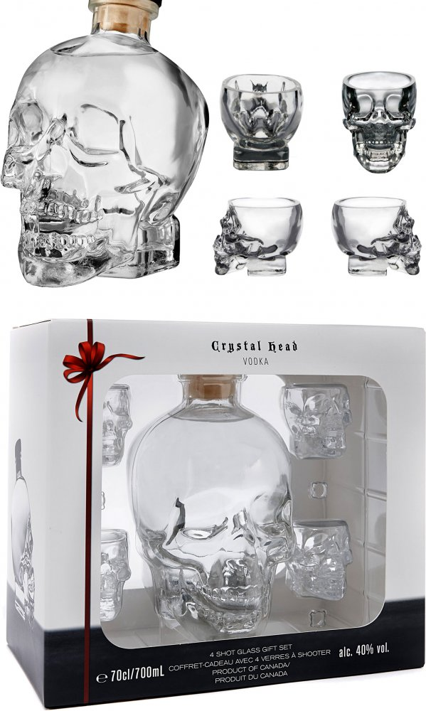 Vodka gifts for christmas