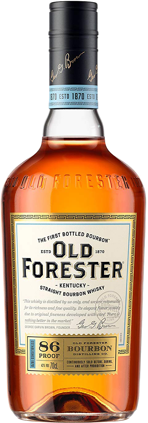 Old Forester - Bourbon 70cl Bottle
