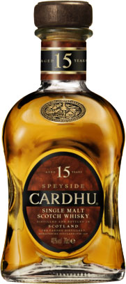 Cardhu - 15 Year Old 70cl Bottle