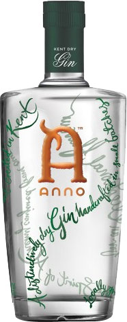 Anno - Kent Dry Gin 70cl Bottle