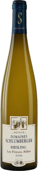 Domaines Schlumberger - Les Prince Abbes, Riesling 2017 75cl Bottle