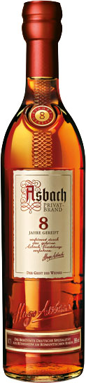 Asbach - Privatbrand Aged 8 Years 70cl Bottle