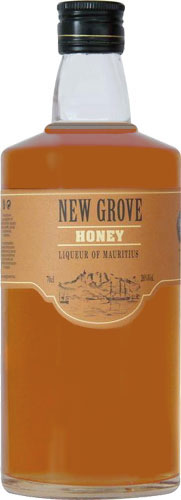 New Grove - Honey Rum 70cl Bottle