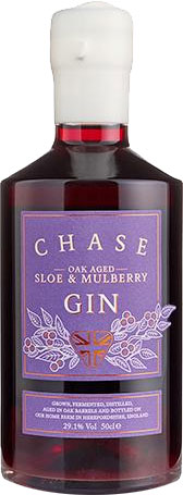 Williams - Sloe & Mulberry Gin 50cl Bottle