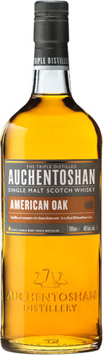 Auchentoshan - American Oak 70cl Bottle