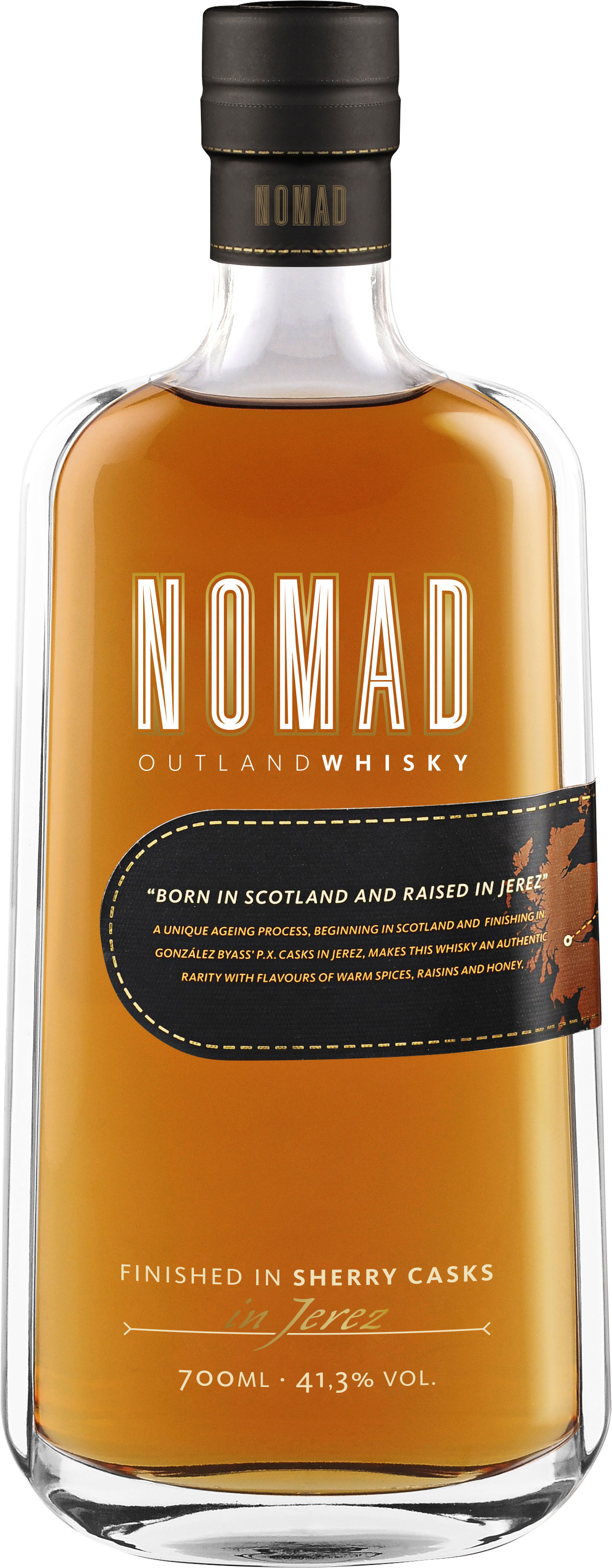 Nomad - Outland Whisky 70cl Bottle