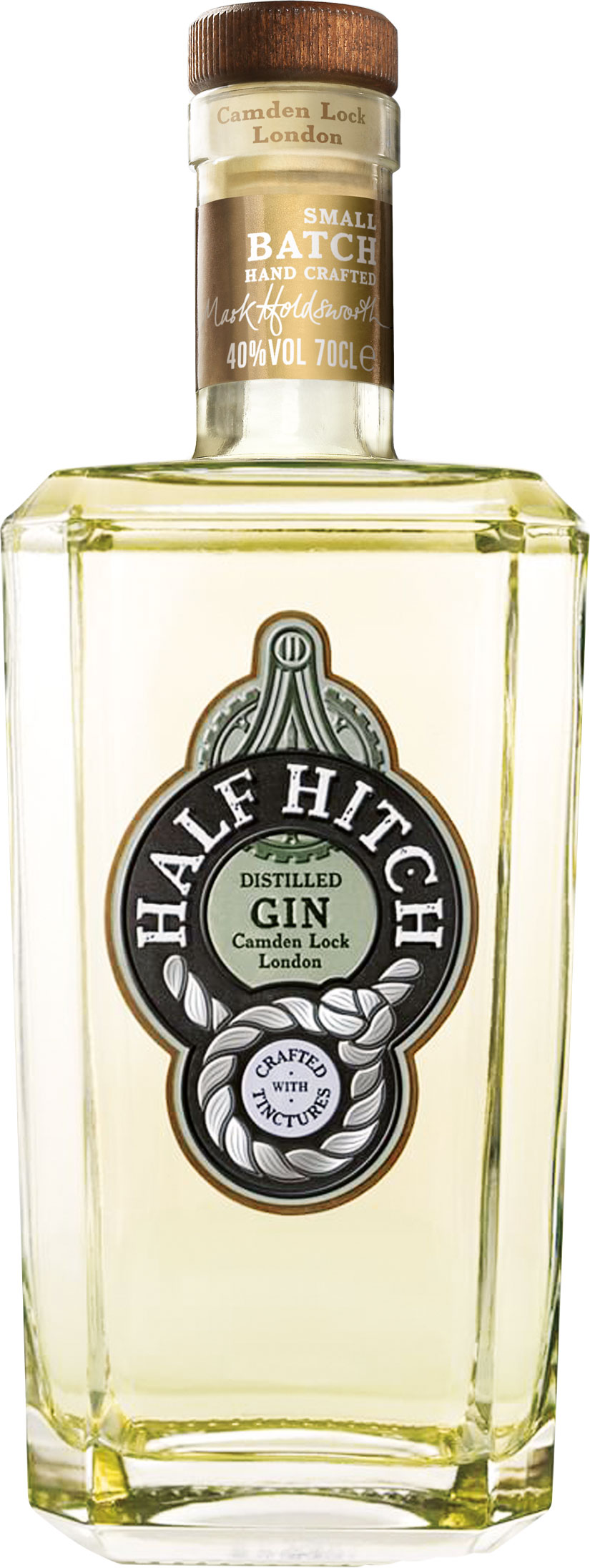 Half Hitch - Earl Grey Tea Gin 70cl Bottle