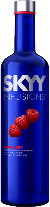 Skyy Infusions - Raspberry 70cl Bottle