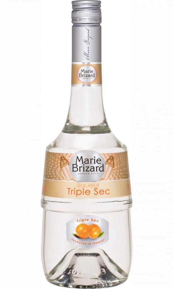 Marie brizard triple sec 70cl bottle for Cocktail triple sec