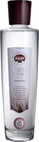 St Nicholas Abbey - Unaged White Rum 70cl Bottle