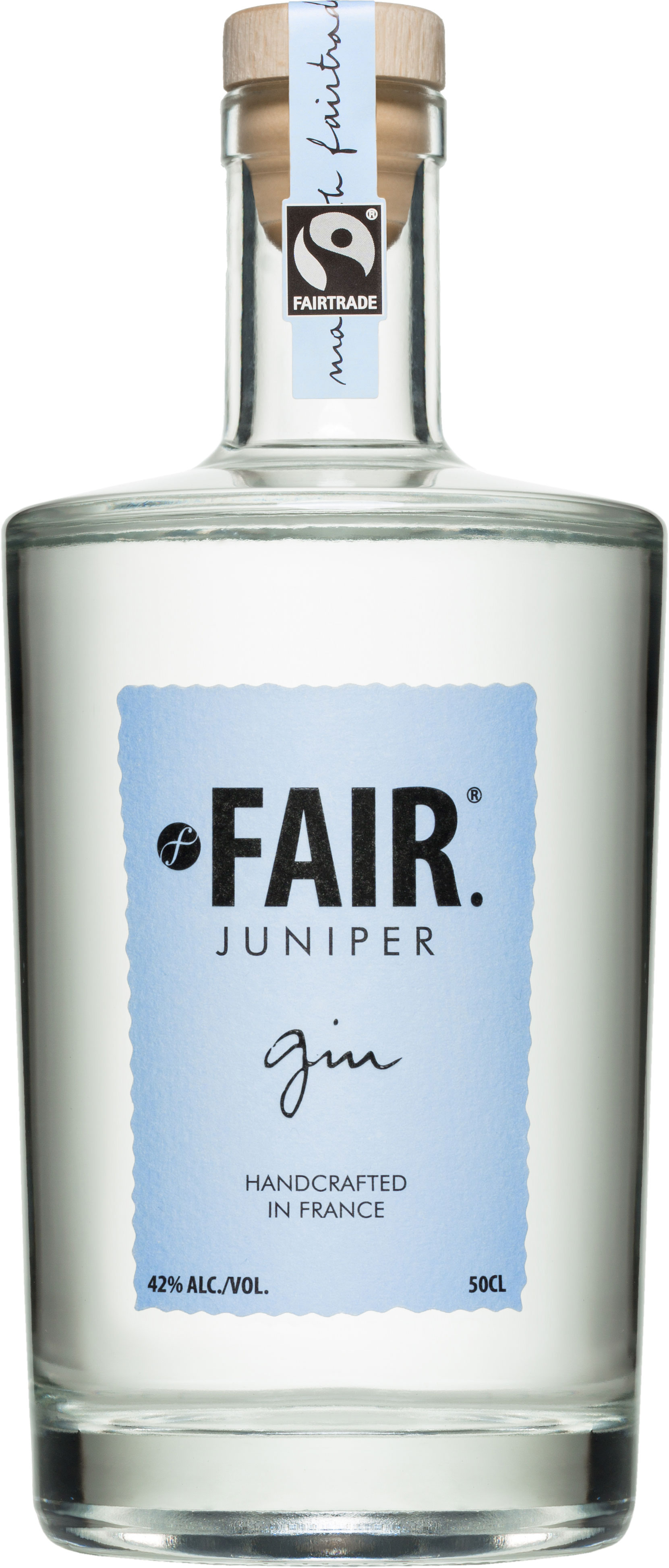 Fair - Juniper Gin 50cl Bottle