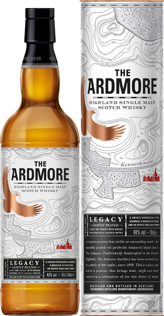 Ardmore - Legacy 70cl Bottle