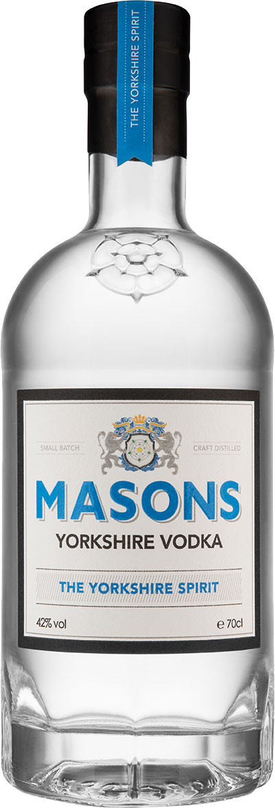 Masons - Yorkshire Vodka 70cl Bottle
