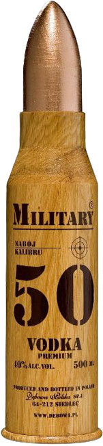 Debowa  Military 50cl Bottle