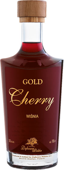 Debowa  Gold Cherry Wisnia 70cl Bottle