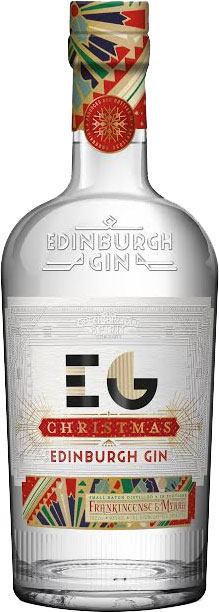 Edinburgh Gin - Christmas Edition 70cl Bottle
