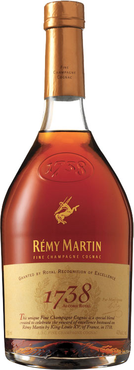 Remy Martin - 1738 Accord Royale 70cl Bottle