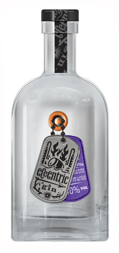 Eccentric - Madam Geneva Gin 70cl Bottle