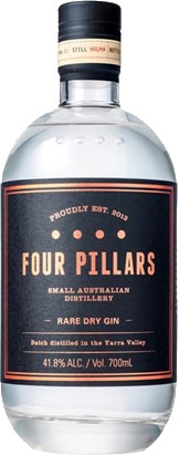 Four Pillars - Rare Dry Gin 70cl Bottle