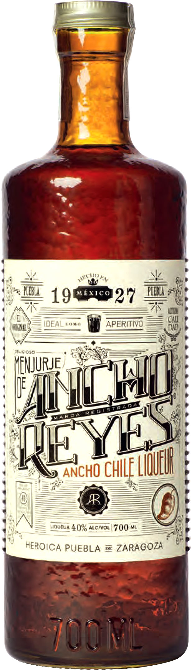 Ancho Reyes - Chile Liqueur 70cl Bottle