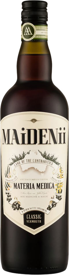 Maidenii - Classic Vermouth 70cl Bottle