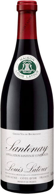 Louis Latour - Santenay 2016 75cl Bottle