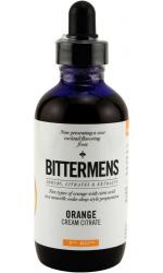 Bittermens  Orange Cream Citrate 146ml Bottle