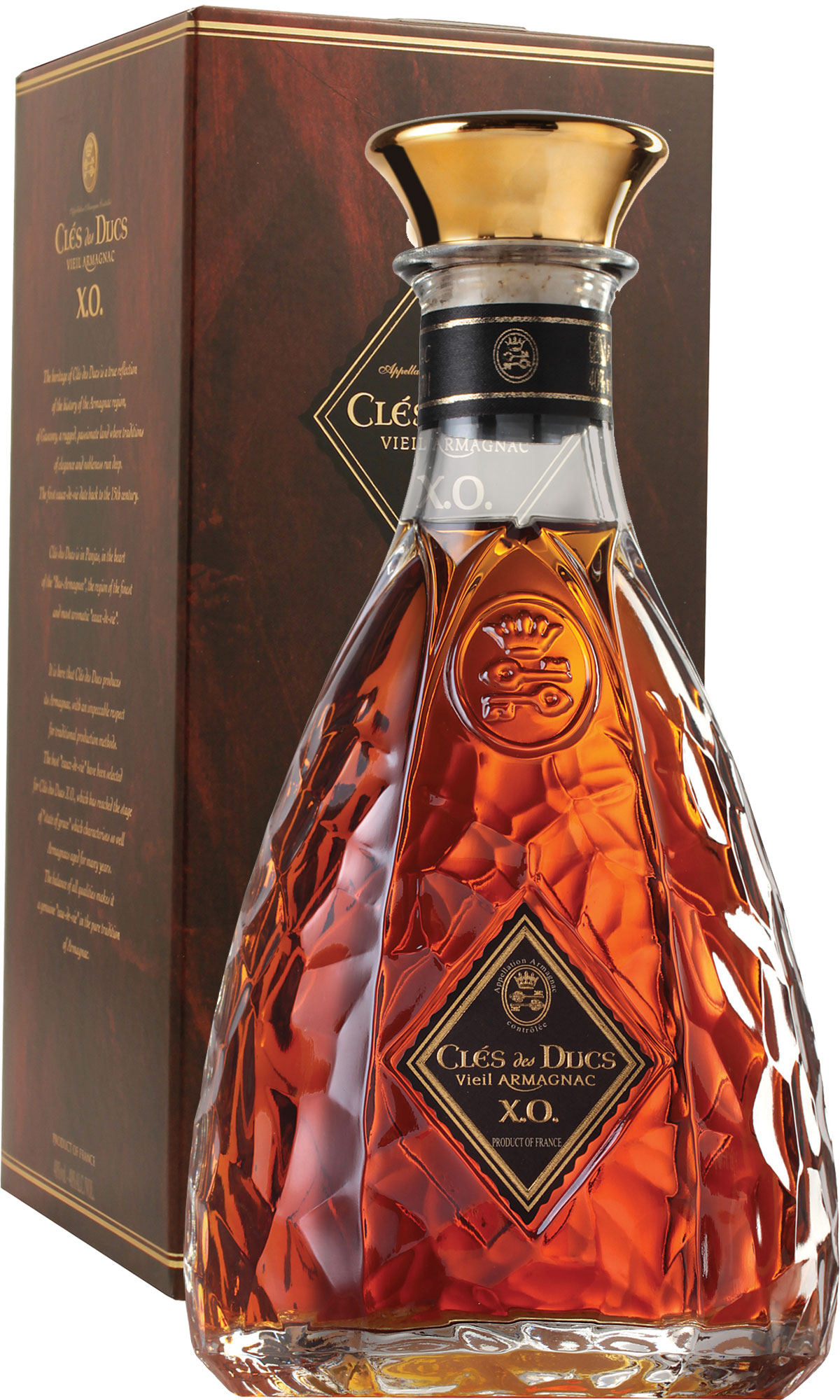 Cles de Ducs XO 70cl Bottle