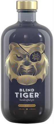 Blind Tiger - Piper Cubeba Gin 50cl Bottle