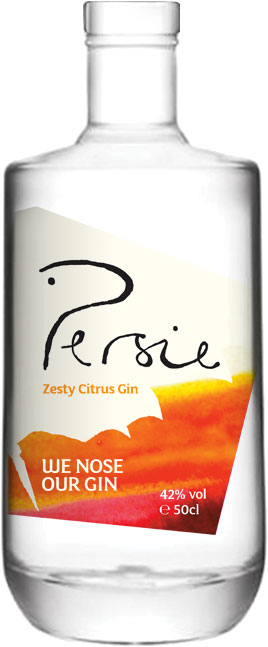 Persie - Zesty Citrus Gin 50cl Bottle