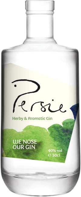 Persie - Herby and Aromatic Gin 50cl Bottle