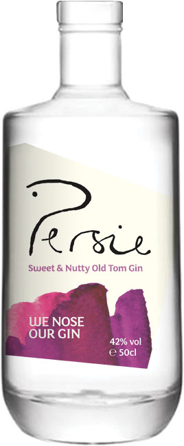 Persie - Sweet and Nutty Gin 50cl Bottle