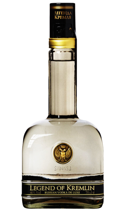 Legend of Kremlin 50cl Bottle