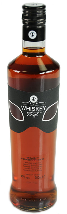 Whiskey Thief - Straight Bourbon Whiskey 70cl Bottle