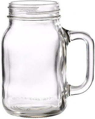 Image of Durobor - Drinking Jar Glassware - Medium