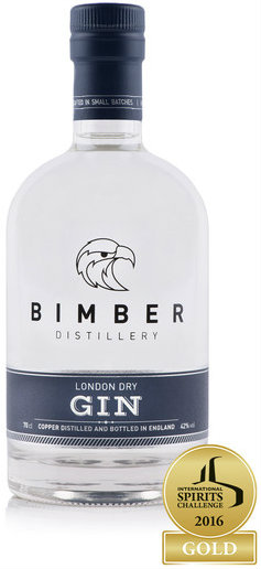 Bimber - London Dry Gin 70cl Bottle