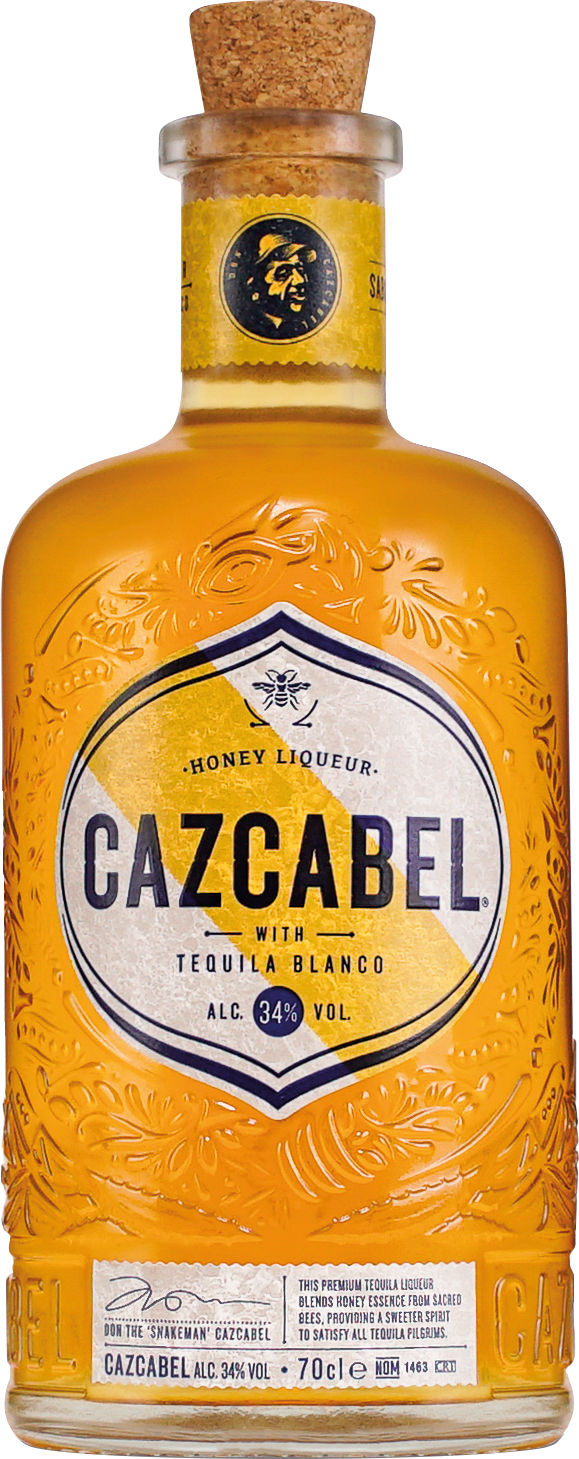 Cazcabel  Honey Liqueur 70cl Bottle