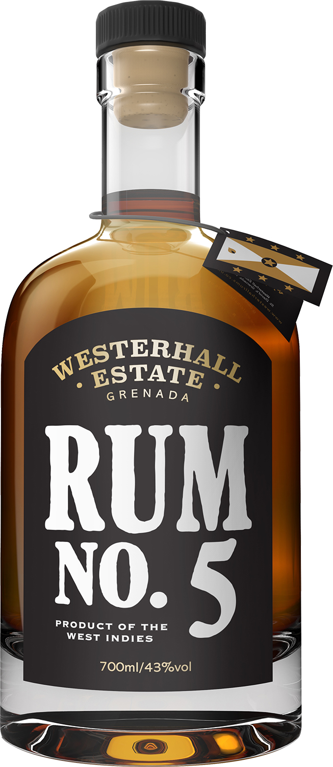 Westerhall Estate - Rum No.5 70cl Bottle
