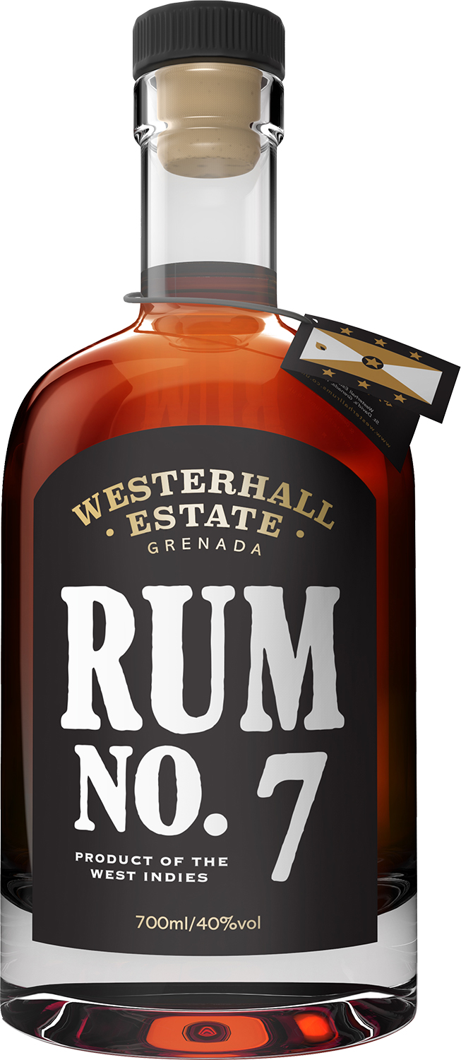 Westerhall Estate - Rum No.7 70cl Bottle